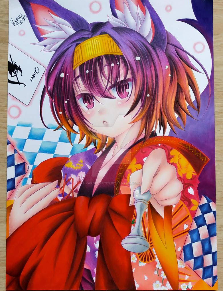 Izuna Hatsuse on NoGameNoLifeFans - DeviantArt