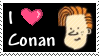 Conan Stamp by Superfreak330