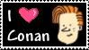 Conan Stamp by Superfreak330