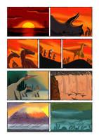 the prehistoric circle of life...