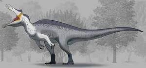Irritator by allotyrannosaurus