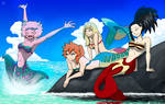 My Hero Mermaids