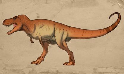 Stan T. rex 2019