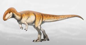 Siamraptor speedpaint
