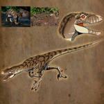 JP Velociraptor Skin Idea - Cloud of the Nile
