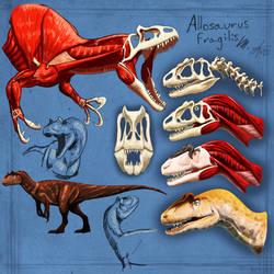 Allosaurus Breakdowns 1