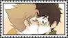 F2U DirkJake Stamp by SorrowfulRed