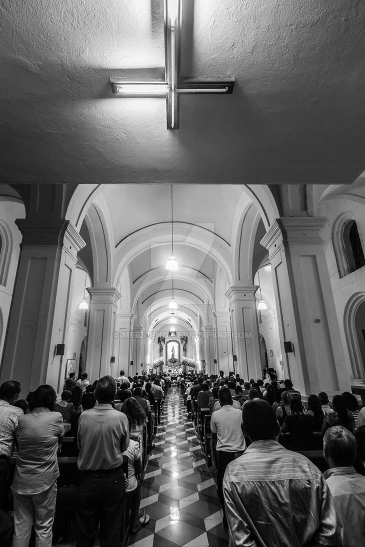 Catedral de Sonsonate by mers-pho