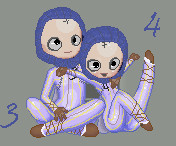 3 and 4: The Twins by The9Club