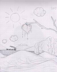 Frozen heart by Avgardiste