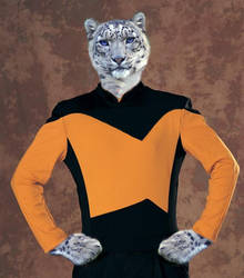 Star Trek Furry by Marupa