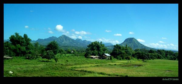 Philippine Landscape 2 by AriesCT