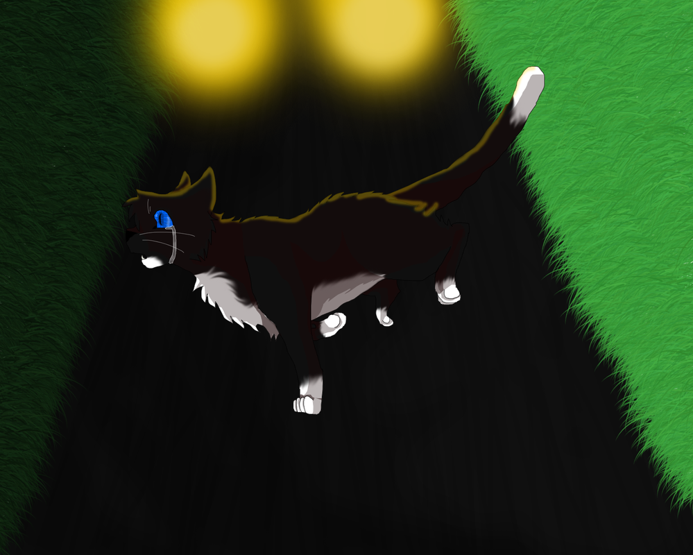 Whitethroat's death by lunarxCloud