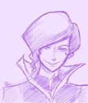 LoK sketches: Tahno