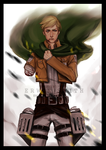 [CHAPTER 49 SPOILERS] ERWIN SMITH