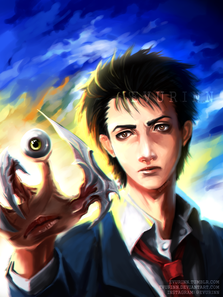Shinichi by Evurinn