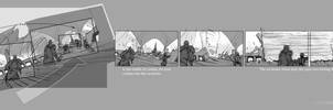 Escape from Helheim 1- God of War