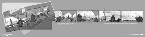 Escape from Helheim 1- God of War by JoeMKennedy