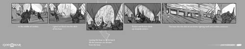 Escape from Helheim 2 - God of War by JoeMKennedy