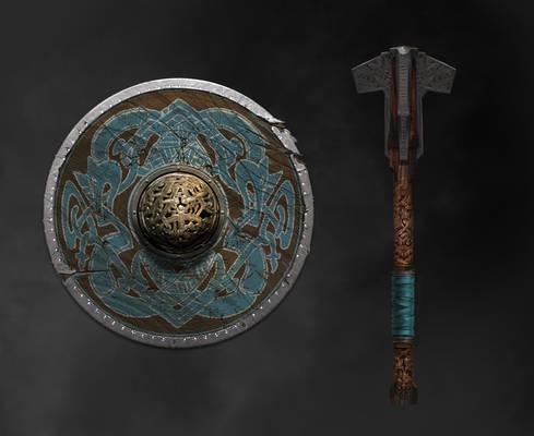 God of War - Modi's Weapon