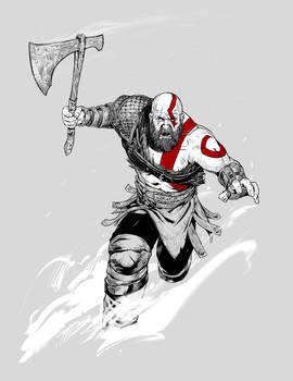 God of War's Kratos