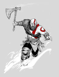 God of War's Kratos