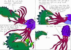 Gojirex - emo teen monster 02