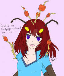 Cordelia the Zombie Ant Monster Girl