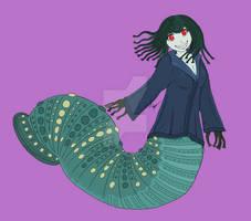 Delilah the Leech Monster Girl