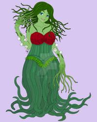 Laura the Love Vine Monster Girl
