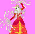 Tina the Cestusah / Tapeworm Queen (revisited)