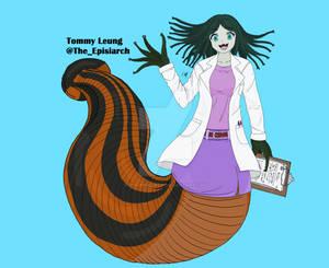 Dr Delilah the Leech Monster Girl Doctor
