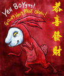 Year Of The Bunneh