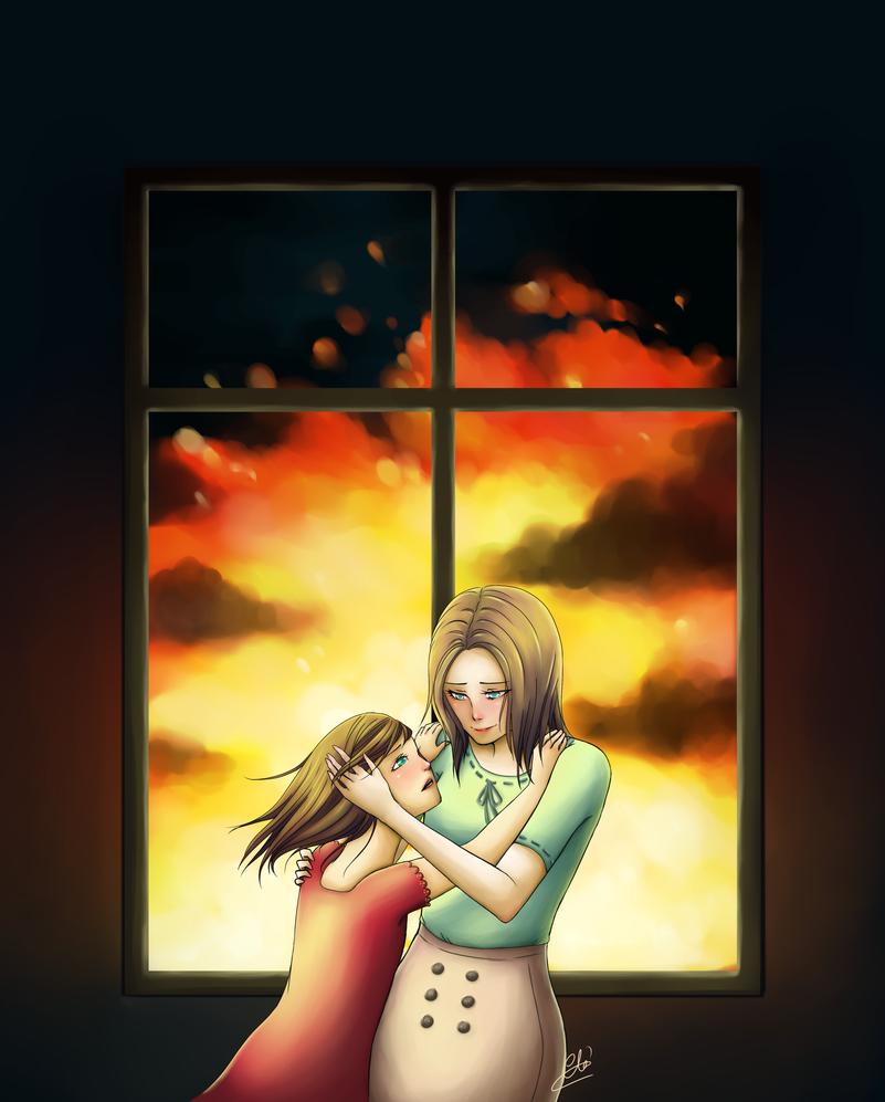 Skyfall by Pikshii