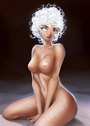 #7 Abigail Kirrea (Original ver.) by GigaMessy