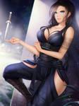 #115 Kyr Snowdottir