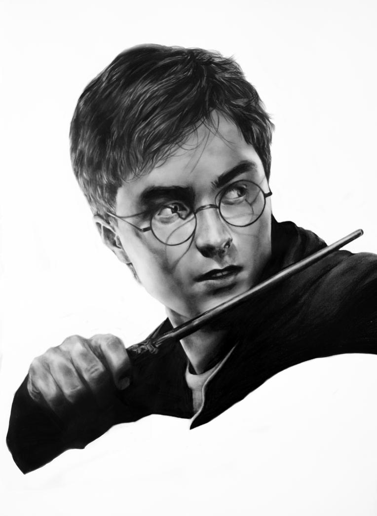 Harry Potter by Walyco