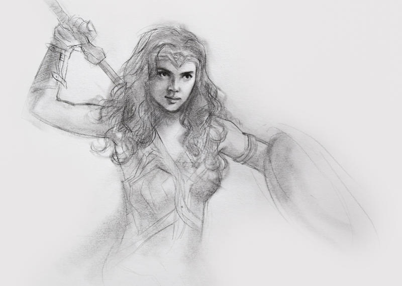 Wonder Woman by Walyco