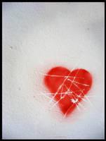 Heart Graffiti by MirceAdrian