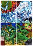 Kaiju Combat Card Set 2