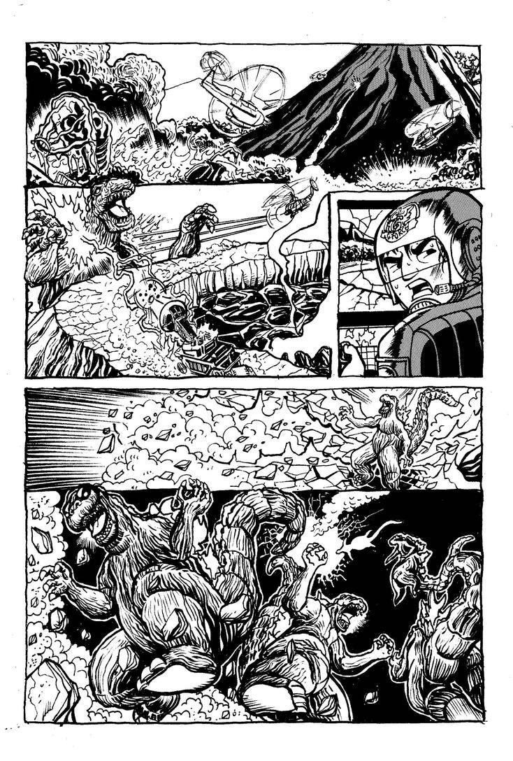 Смотреть комиксы ягуар 11 фотография
