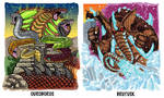 Trading Card Art Commissions 1