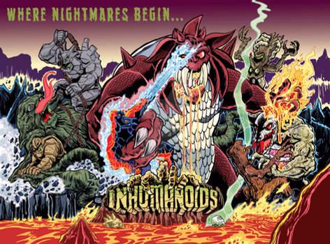Inhumanoids