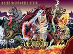 Inhumanoids by fbwash