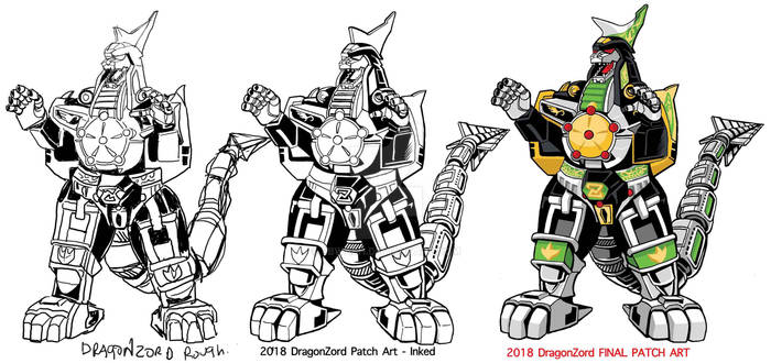 DragonZord Transistion