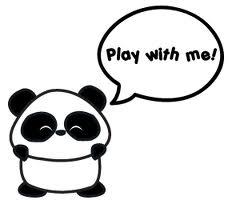 Pandas by DattePanda