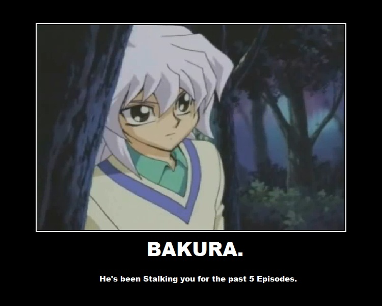 Bakura Motivational by Bakyumorion