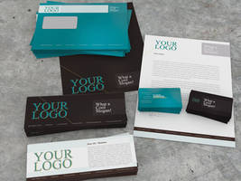 corporate identity by duemilacentododici
