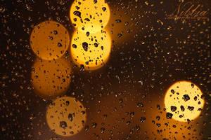Rainy Night by nibbia