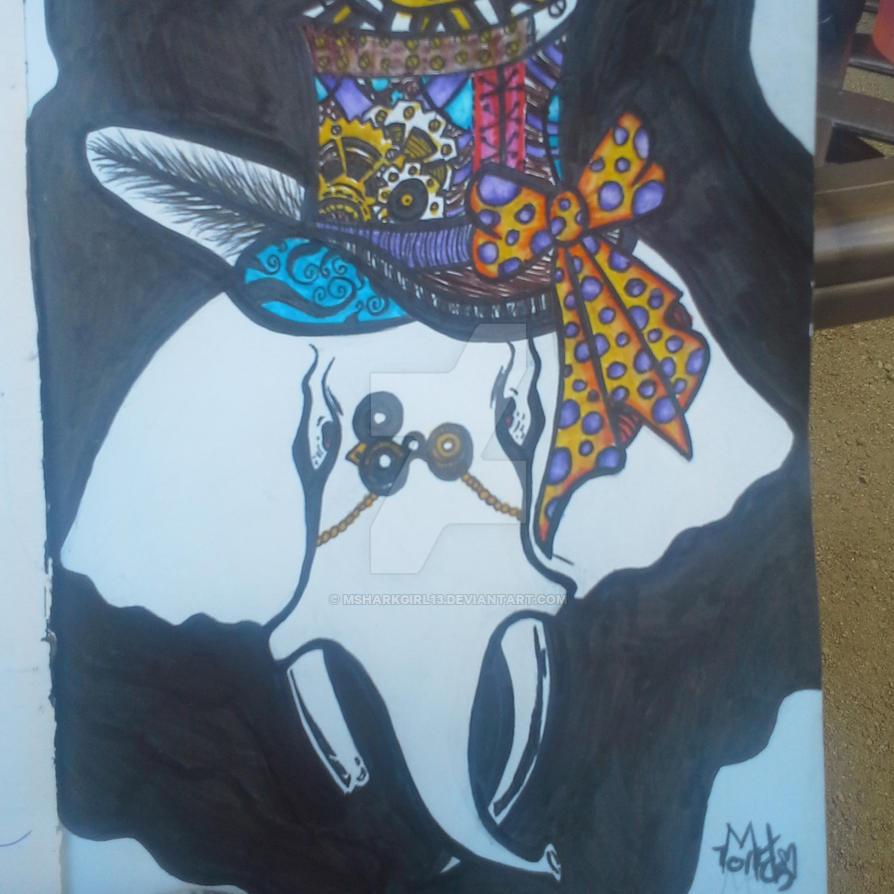 Mister Elephante by msharkgirl13